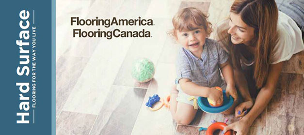 Flooring Canada Hard Surface Brochure